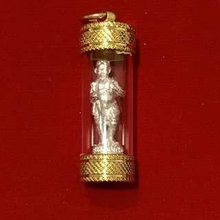 BE2559 LP Som Pong Chuchok Amulet