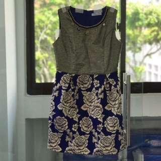 BYSI Party Leopard Dress
