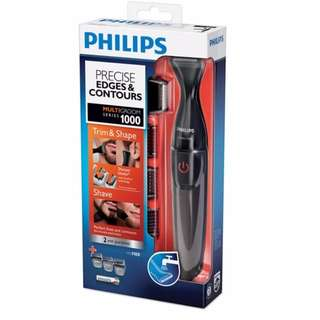 Philips MG1100 Multigroom Beard Styler  (Brand New)