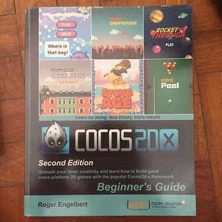 Learn Coding - Cocos2dx Second Edition Beginner's Guide