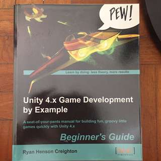 Learn Coding - Unity 4.x Gam Development By Example