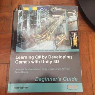 Learn Coding - Learning C# By Developing Games With Unity 3D