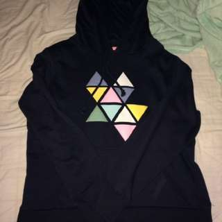 Hoodie Cotton On Body