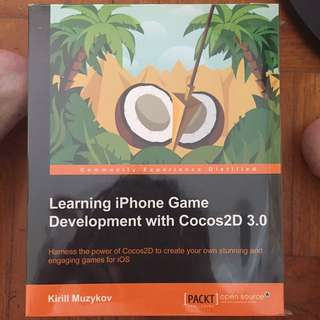 Learn Coding - Learning iPhone Game Development With Cocos2D 3.0