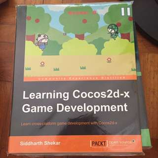 Learn Coding - Learning Cocos2d-x Game Development