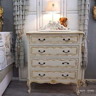 La ROCHELLE VICTORIAN | Shabby Chic Drawers