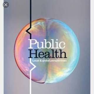Public Health: Local and Global Perspectives