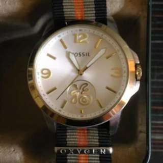 FOSSIL SNAKE YEAR LIMITED EDITION ORIGINAL