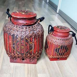 Thai Basket, Big And Small
