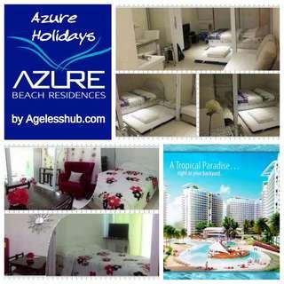 AZURE Urban Resort 1 BEDROOM with balcony for rent