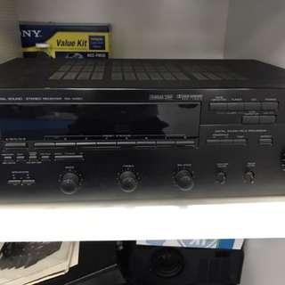 Yamaha AV Amplifier RX-V490