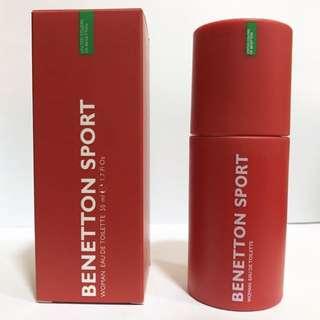 Benetton Sport Eau-de-toilette Spray for Women