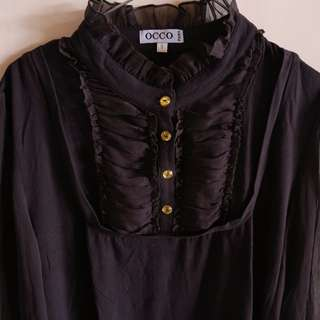 [Unbranded] Blouse Vintage / Victorian Collar