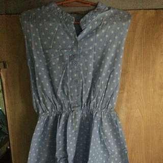 Blue Dress REPRICED!!
