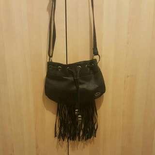 Roxy Festival Bag With Tassles