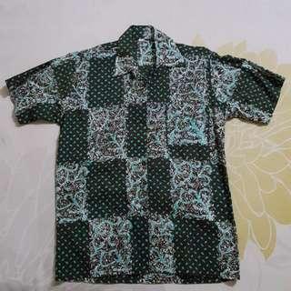 Batik Top for Man