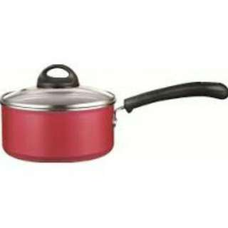 Premier Non Stick Sauce Pan with Stainless Steel Lid (sleeve wrapped)