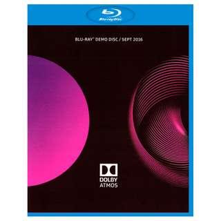 Dolby Atmos Blu Ray Demo Disc (2016)