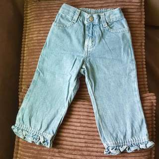 Pants for Girls 18 Months