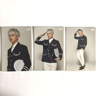 GOT7 Jackson 2nd Anniversary Postcards