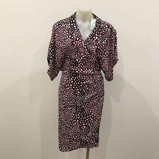 Target Wrap Dress Size 14 BNWT