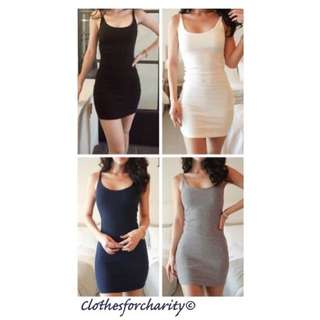 COMES IN MORE COLOURS THAN SHOWN Dress $10.00 Each