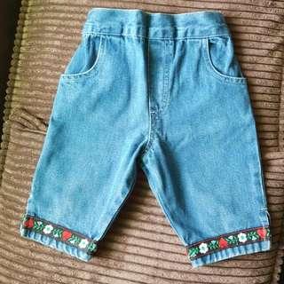 Capri Pants For Baby Girl