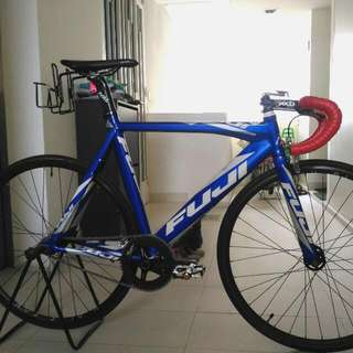 Sale Fuji Track Pro 1.0 Fixie Fixed Gear Bicycle