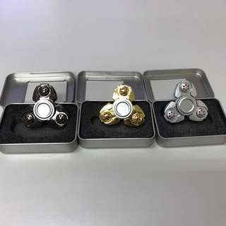 Heavy Metal Spinner