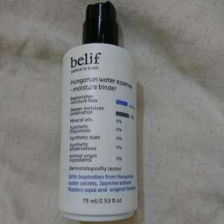 Belif Hungarian water essence - moisture binder 精華