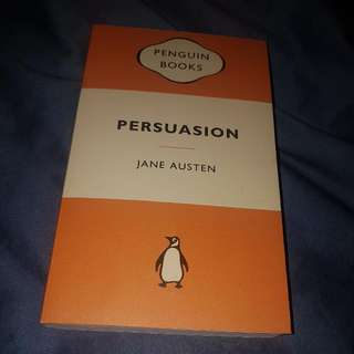 Penguin Books - Persuasion By Jane Austen