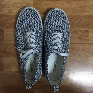 H&M Blue Sneakers