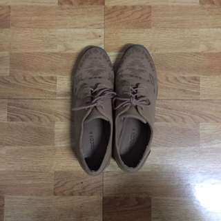 H&M Brown Shoes