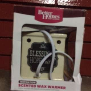 Better Homes Scented Wax Warmer