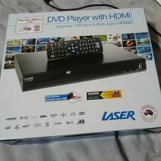 Laser Dvd Player