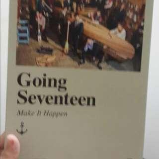 SEVENTEEN GOING SEVENTEEN 專輯