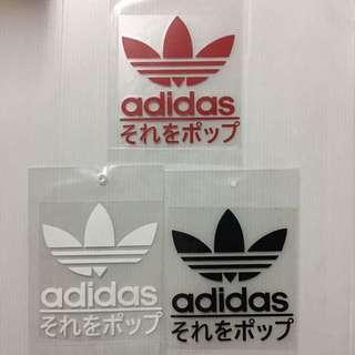 Stickers Size 9x10cm
