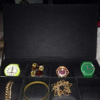 8 Slots Watch/Jewerly Organizer