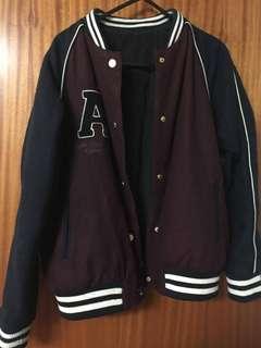 Pull & Bear Varsity Jacket