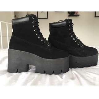 WTB ISO platform Boots