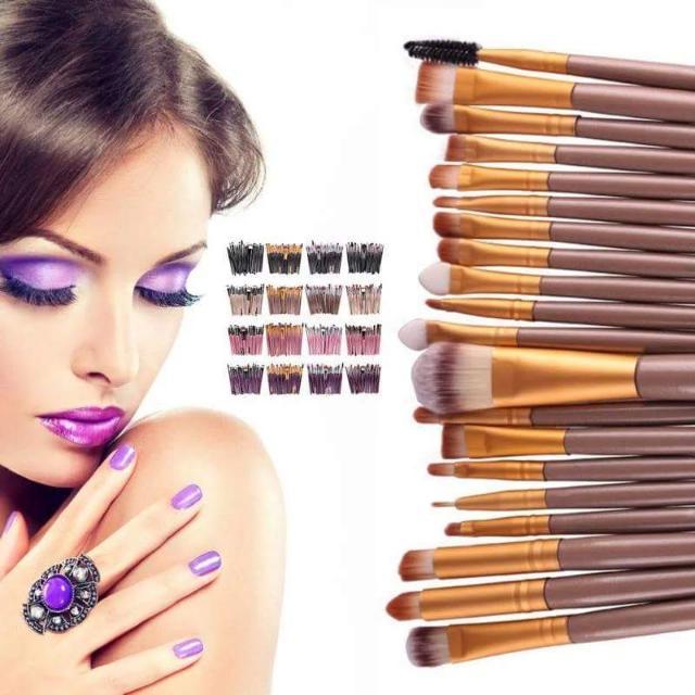20pcs Makeup Brushes