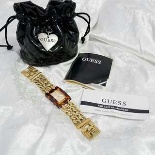 Guess watch full set ORI 100%