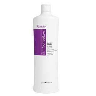 Fanola No Yellow Purple Shampoo 1000ml/1L