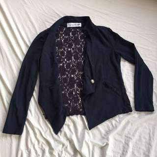 Laced Blazer