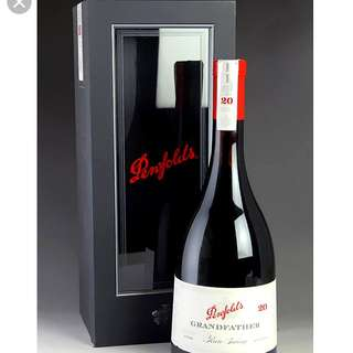 🆕Penfolds Grandfather Rare Tawny