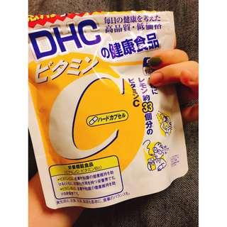 DHC維他命C(60日份)