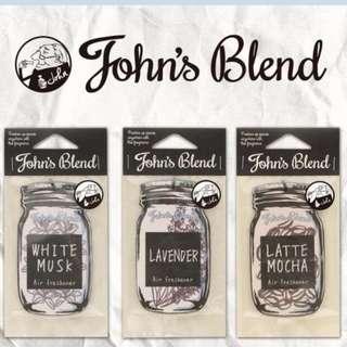 John's Blend吊掛式香氛芳香片