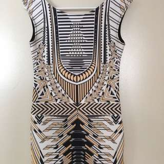 Mendocino Bodycon Dress