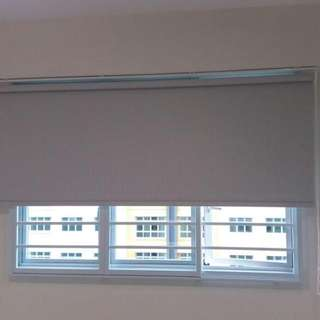 Supply Install Track, Rod, Blinds, Curtains