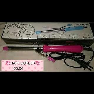 HAIR CURLER (Sofitec)